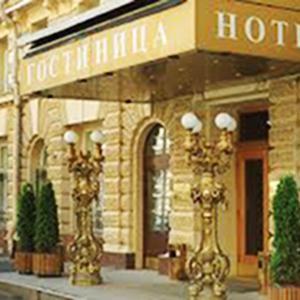 Гостиницы Шарлыка