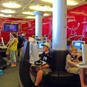Интернет-кафе Шарлыка