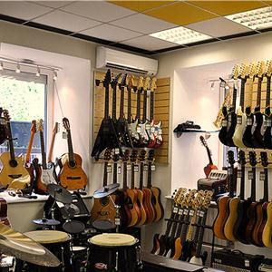 Музыкальные магазины Шарлыка