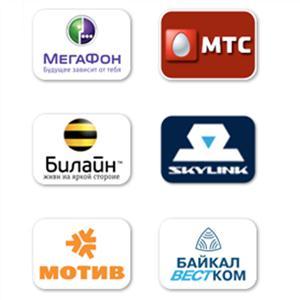 Операторы сотовой связи Шарлыка