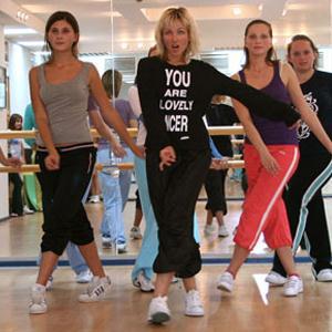 Школы танцев Шарлыка