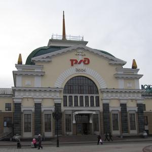 Железнодорожные вокзалы Шарлыка